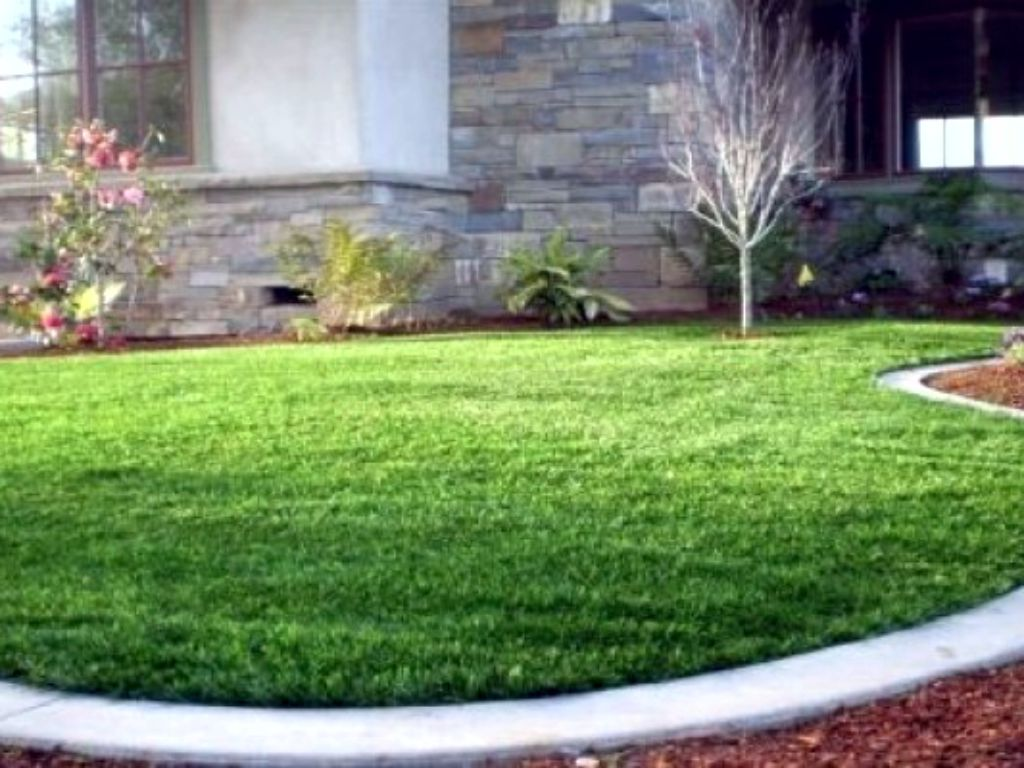 Application of artificial turf