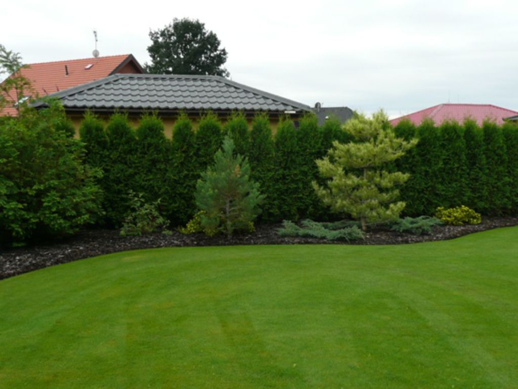 A beautiful lawn requires careful maintenance