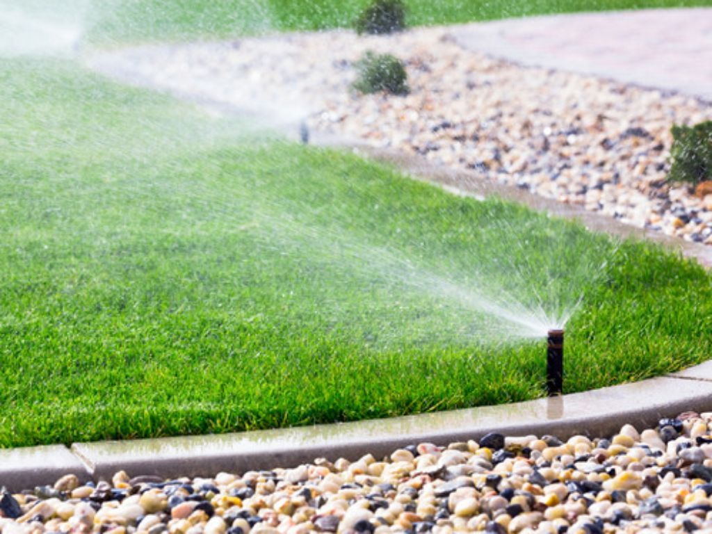 Adjustment, cleaning, winterization of irrigation systems