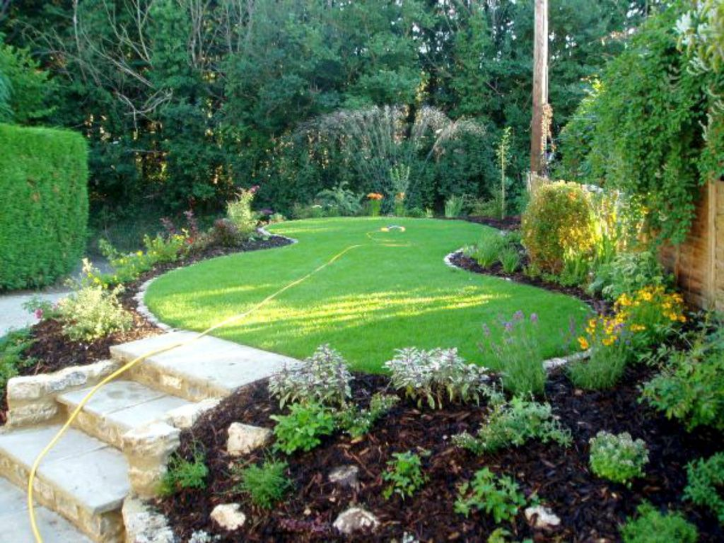 Rejuvenation of the garden for further use of the land