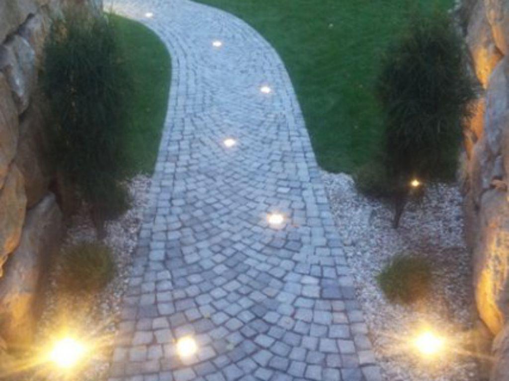 Operational design path lighting switching via timer