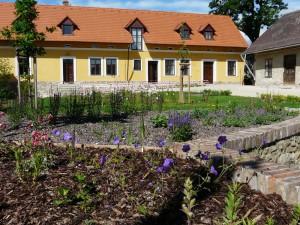 zahrada na statku
